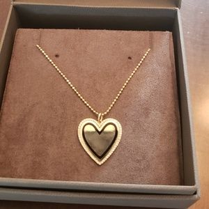 EF Collection 14k Gold necklace